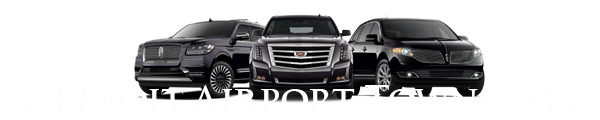 Detroit Airport Town Cars Transportation